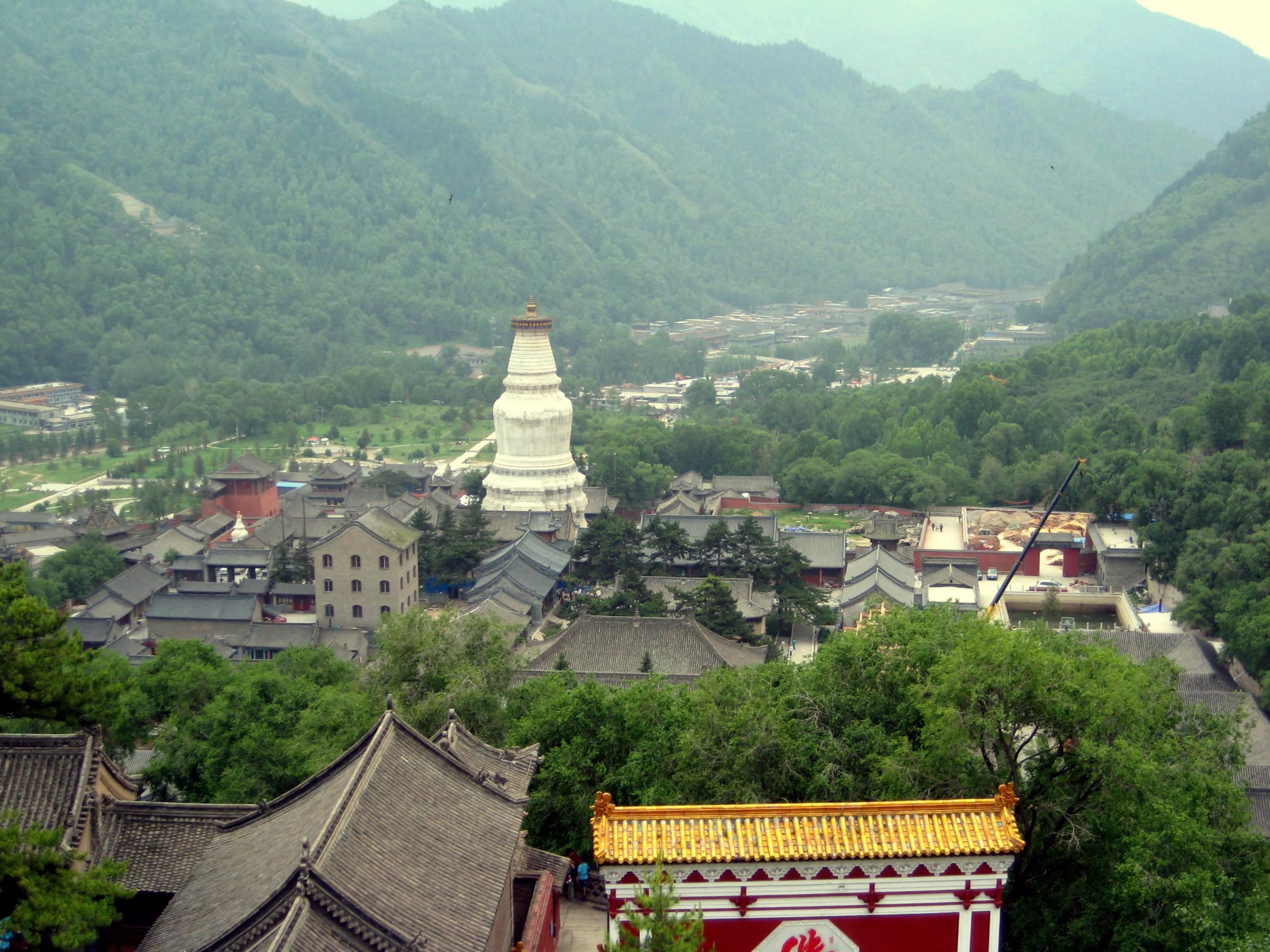 Wutaishan China  city photos gallery : Wutaishan « Coplans in China
