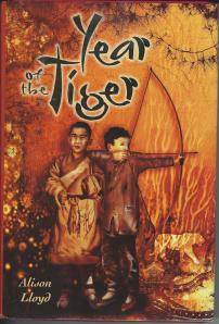 Year of the Tiger by Allison Lloyd