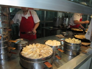 Love the dumplings!