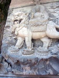 Lingyin Temple, near Hangzhou, Zhejiang