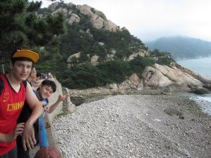lao shan seaside