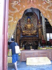 Lingyin Temple, near Hangzhou