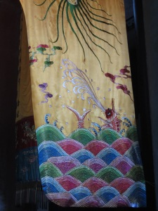 Temple curtains