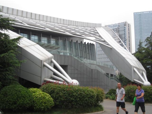 mod gym campus architecture