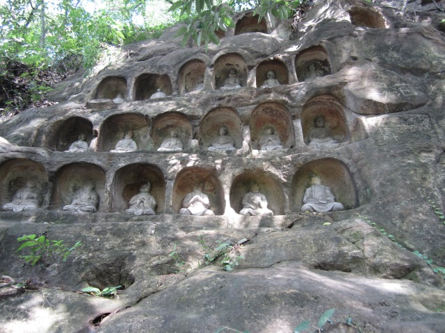 nanjing buddha cave 11