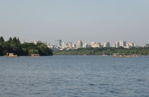 Hangzhou's West Lake for real: the new city!