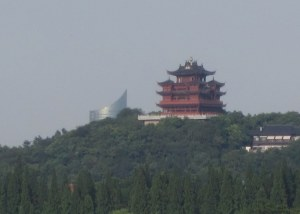 Hangzhou new and old