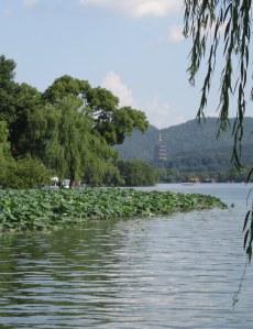 West Lake, Hangzhou: Too many waterfront gardens to tour...