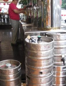 kegs in qingdao