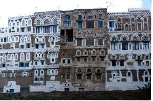 spectacular row buildings kawkaban 1