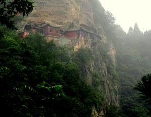southern cliff palace landscape