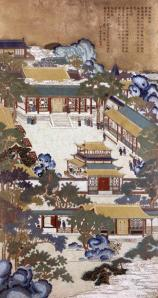 the emperors garden painting