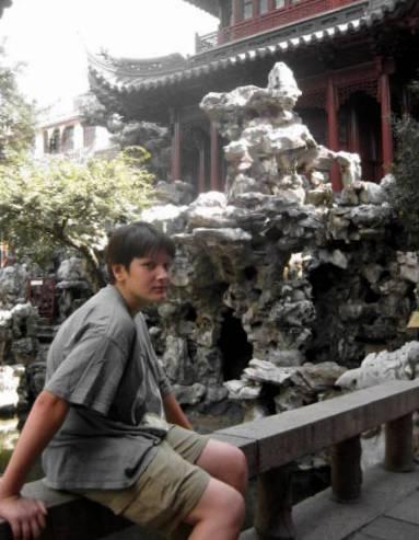 kenny by stone shanghai yuyuan